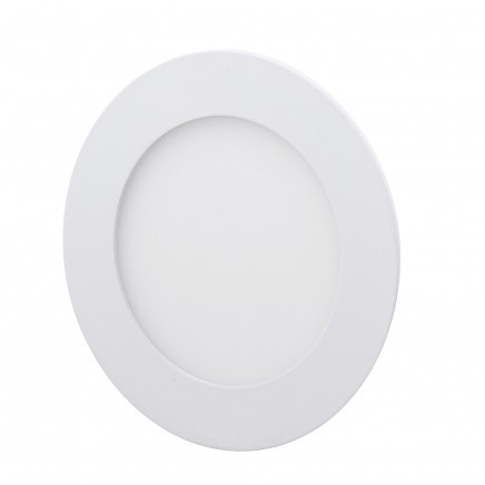 Светодиодный встраиваемый светильник ЕВРОСВЕТ LED-R-120-6 6W 4200K/6400K