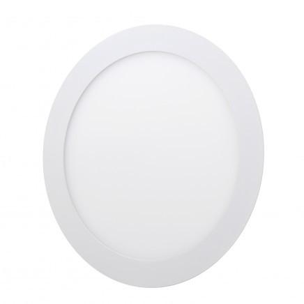 Светодиодный встраиваемый светильник ЕВРОСВЕТ LED-R-300-24 24W 4200K/6400K