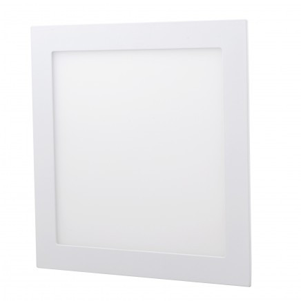 Светодиодный встраиваемый светильник ЕВРОСВЕТ LED-S-300-24 24W 4200K/6400K