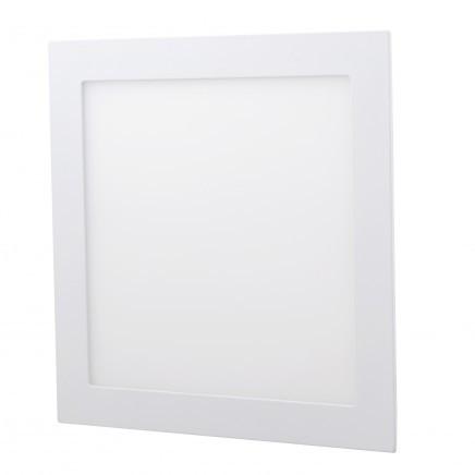 Світлодіодний вбудований світильник ЕВРОСВЕТ LED-S-300-24 24W 4200K/6400K