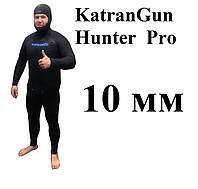 Охотничий гидрокостюм для холодной воды KatranGun Hunter Pro 10 мм, фото 1