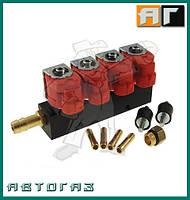 Газовые форсунки Valtek 3 Om 4 цилиндра (Type 30)