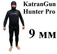 Гидрокостюмы для зимней подводной охоты KatranGun Hunter Pro 9 мм