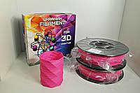 Розовый ABS Premium  (1,75 мм/0,75 кг)