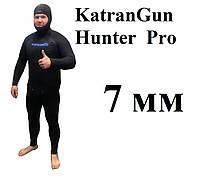 Гидрокостюмы подводной охоты KatranGun Hunter Pro 7 мм, фото 1