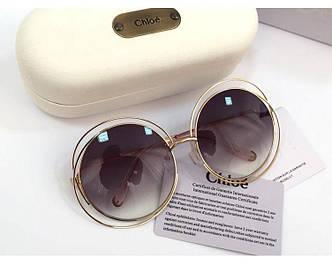 Солнцезащитные очки Chloe (114s) LUX grey SR-654