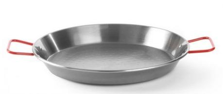 Сковорідка Paella з ручками Hendi 622605 Ø800x(H)50 мм., фото 2