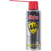 Универсальный аэрозоль (смазка) Akfix A40 200 мл