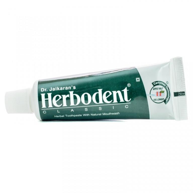 Зубная паста Herbodent Premium Джайкаран  50 гр