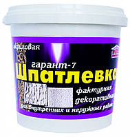 Шпатлевка декоративная «Гарант - 7» 15 кг