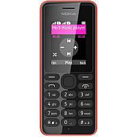 Мобильный телефон Nokia 108 Dual red (UA)