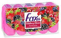 Туалетное мыло Лесные ягоды Fax Beauty Soap Wildberry Bloom 5 x 70г