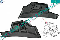 Крышка корпуса фильтра салона 3B2819537C VW PASSAT 1997-2005