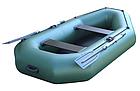 Надувная лодка Шторм st249dt двухместная гребная, фото 2
