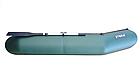 Надувная лодка Шторм st249dt двухместная гребная, фото 3