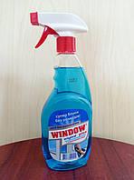 Средство для мытья окон на основе нашатырного спирта  500 мл