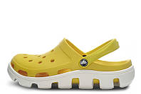 Женские Crocs Duet Sport Clog  yellow