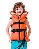 Жилет страховочный детский Comfort Boating Vest Youth Orange