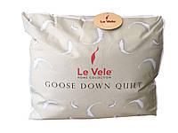 Одеяло пуховое le vele goose down