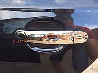Накладки на ручки Libao на Volkswagen Jetta 5 2005-2010