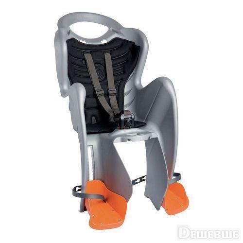 Детское велокресло заднее Bellelli Mr Fox Standart до 22 кг (BB)