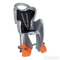 Детское велокресло заднее Bellelli Mr Fox Standart до 22 кг (BB), фото 1