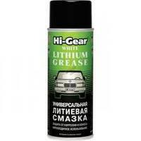 HG5503 смазка литиевая аэрозольная Hi-Gear 312г
