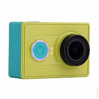 Экшн камера Xiaomi Yi Sport Basic Edition салатовая