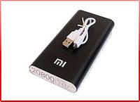 Power Bank Xiaomi Mi 20800 мАч. Black (черный), зарядное устройство
