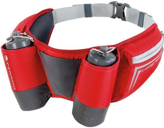 Сумка на пояс Ferrino X-Hyper Red 923844, красная
