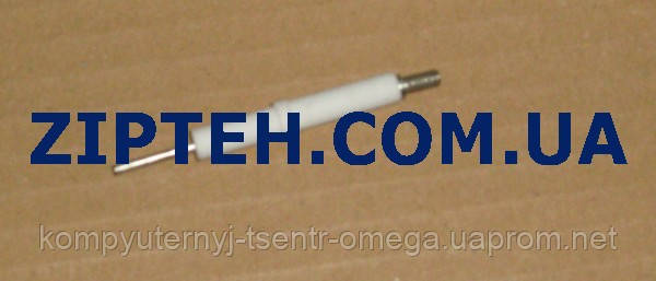 Искровой электрод (свеча розжига) для газового котла Евросит/Арбат (наружная резьба)