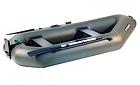 Надувная лодка Шторм st280dt двухместная гребная, фото 2