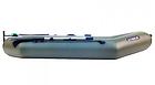 Надувная лодка Шторм st280dt двухместная гребная, фото 3