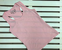 "Майка женская боксерка ТМ ""EGO"" цвет розовый размер XS"