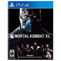 Гра Sony PS4 Sony Mortal Kombat XL (PS4) Black