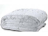 Одеяло Le Vele Jakkard Nano нанофайбер 195-215 см белое