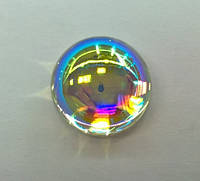 Кабошоны Preciosa (Чехия) Crystal AB