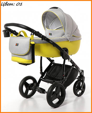 Детская коляска Broco Porto 2 в 1, фото 2