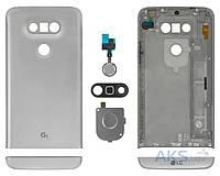 Задняя часть корпуса (крышка аккумулятора) LG G5 H820 / G5 H830 / G5 H850 / G5 US992 / G5 VS987 Silver