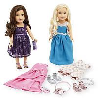 Набор 2 куклы 46 см с одеждой и аксессуарами, Journey Girls Limited Edition из США
