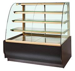 Кондитерские холодильные витрины
