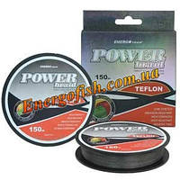 Шнур ET Power Braid Teflon 0,20мм 150m 16,10кг
