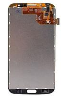 Тач (сенсор) + матрица Samsung Galaxy Mega 6.3 (I9200) белый модуль