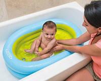"Детский бассейн ""Ванночка для младенца"" Intex"