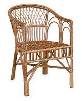 Кресло КО-7 из лозы ЧФЛИ 580*570*850 мм