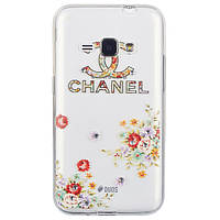 Накладка Mobiking Samsung J120H Galaxy J1 силікон Lucent Diamond Case Picture