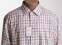 Charles Tyrwhitt   рубашка д/р размер L воротник 16,5  ПОГ 62 см  шерсть/хлопок