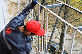 Чем отличается вынос балкона по полу от выноса балкона по подоконнику?