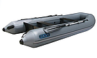 Надувная лодка Шторм Lu340 трехместная моторная, фото 2