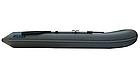 Надувная лодка Шторм Lu340 трехместная моторная, фото 3